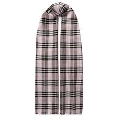 Burberry 经典格纹围巾 55专享满减