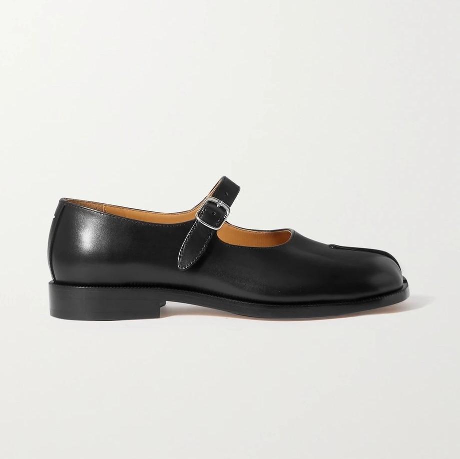 Maison Margiela Tabi分趾玛丽珍鞋