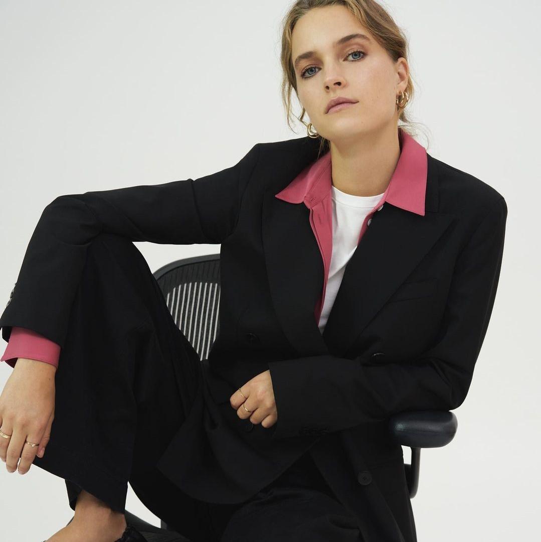 Theory 极简气质服饰热卖 收西装、羊绒外套