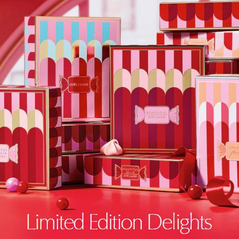 Estee Lauder 美网:圣诞超值限定套装专区