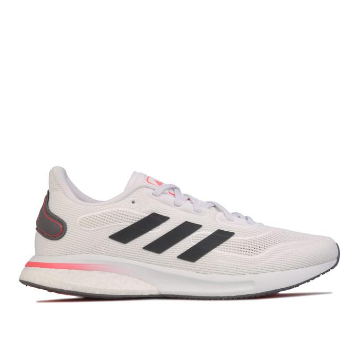 adidas 女士 Supernova Running 休闲跑鞋