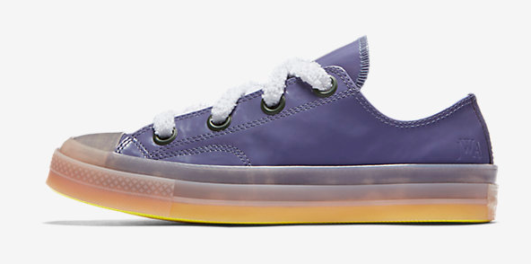 CONVERSE X JW ANDERSON PATENT LEATHER CHUCK 70 TOY LOW TOP