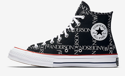 CONVERSE X JW ANDERSON CHUCK 70 GRID HIGH TOP