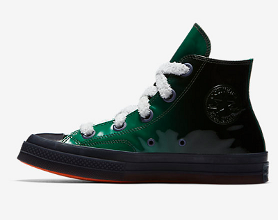 CONVERSE X JW ANDERSON PATENT LEATHER CHUCK 70 TOY HIGH TOP