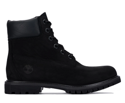 Timberland Icon 6 Inch Premium Boots - Black
