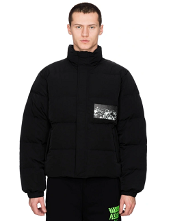 MISBHV Raver Down Jacket