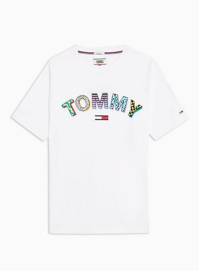 TOMMY JEANS T恤