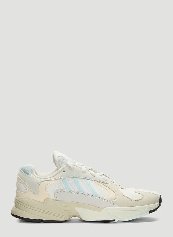 ADIDAS Yung 1 Sneakers in White