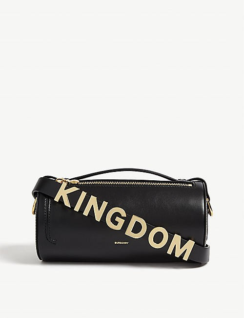 BURBERRY The Kingdom 斜挎包