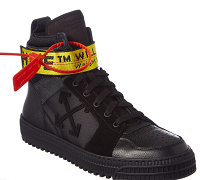 Off-White Industrial High-Top Sneaker