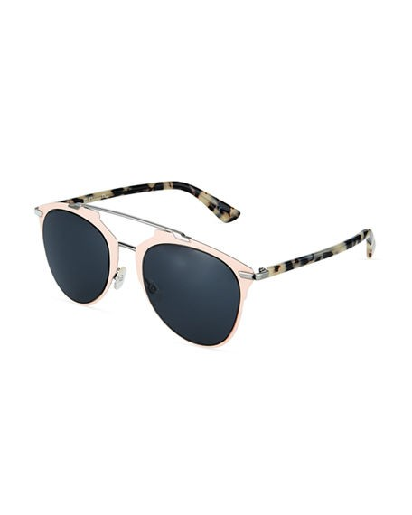 Dior Metal Aviator Sunglasses