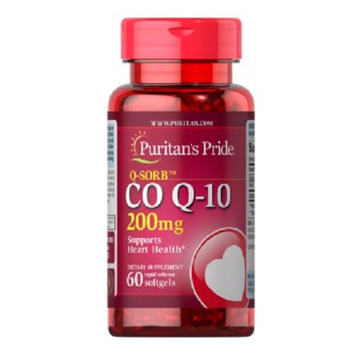 辅酶COQ10 200mg