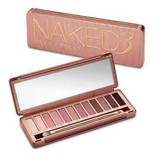 UD Naked 3 眼影盘