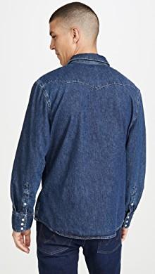 Wrangler Icons 长袖衬衫