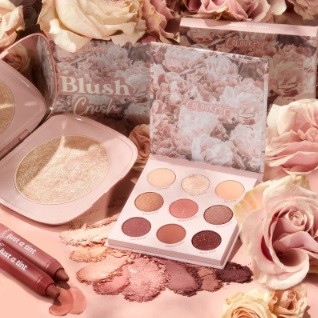 blush crush collection