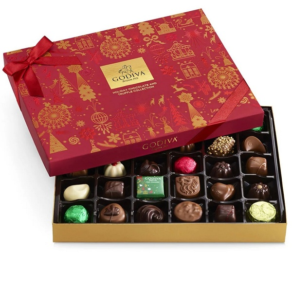 什锦巧克力礼品盒