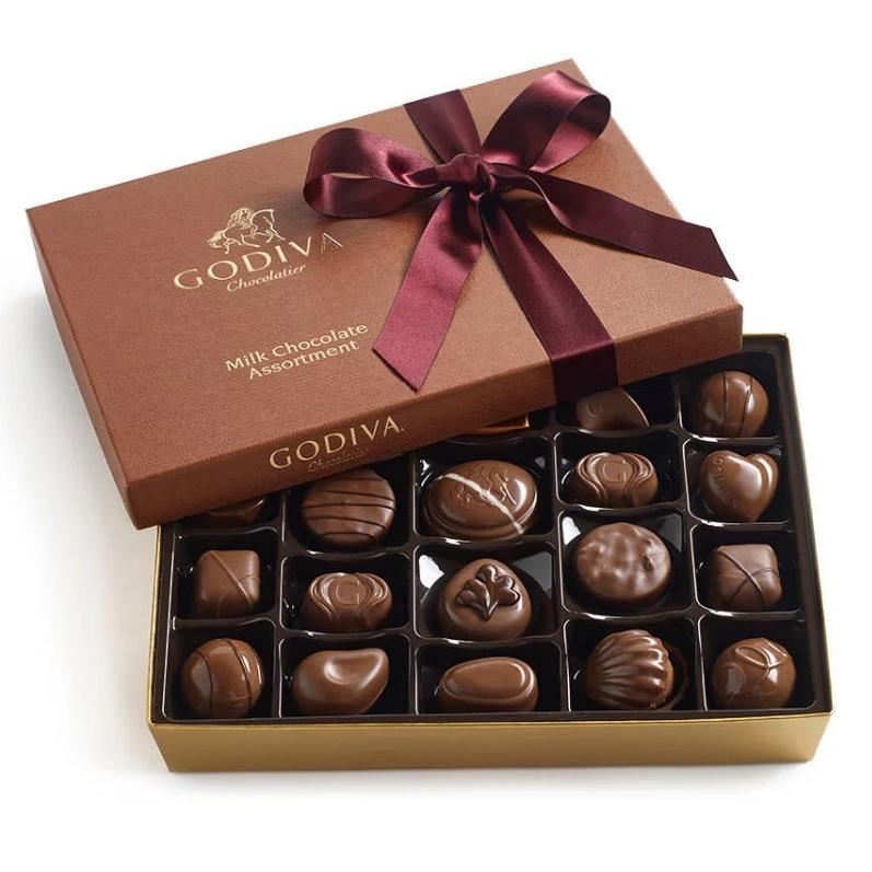 什锦牛奶巧克力礼品盒