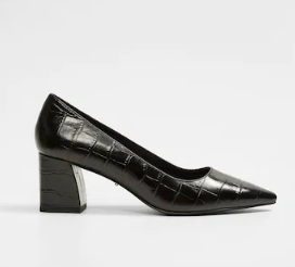 Croc-effect  高跟鞋