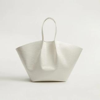 Croc-effect 手提包