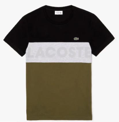SPORT 拼色T恤