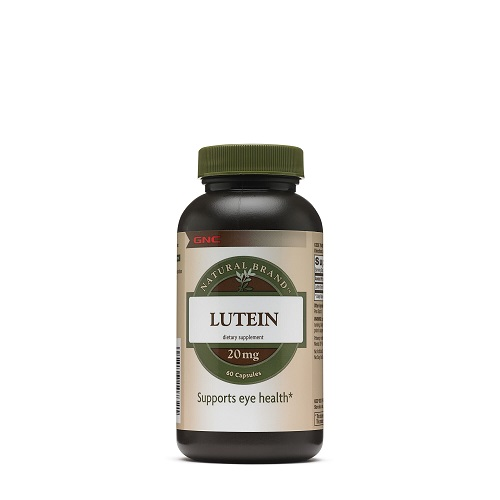 GNC NATURAL BRAND™ LUTEIN 20MG