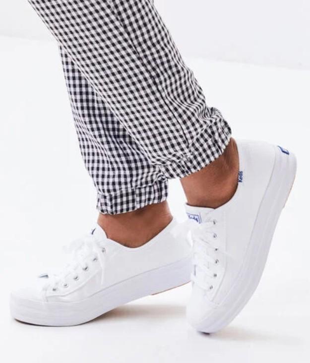 Keds 帆布鞋
