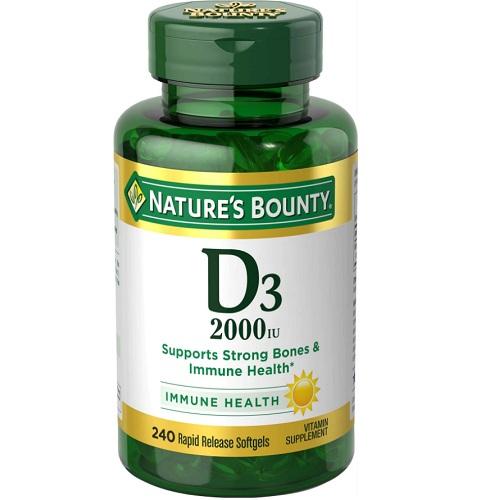 维生素D3 2000IU