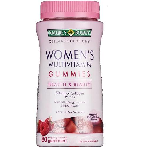 女性多种维生素软糖