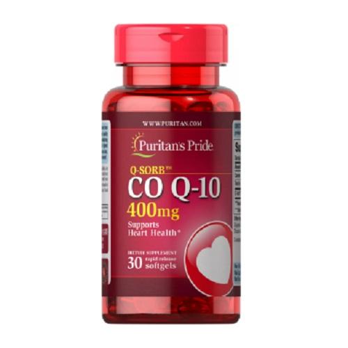 辅酶COQ10 400mg