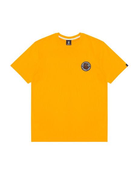 FINGERCROXX Bigfoot 缝饰标语 T 恤