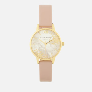 Abstract Florals Watch