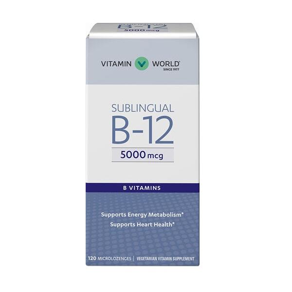 维生素B12 5000mcg