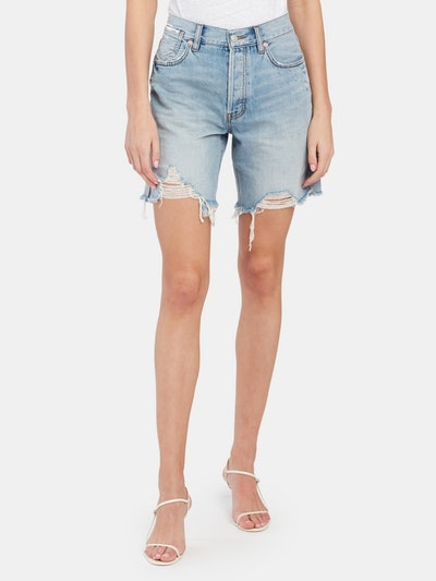 Sequoia Mid Length Cutoff Shorts