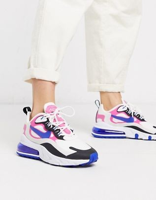 Nike Air Max 270 React 跑鞋