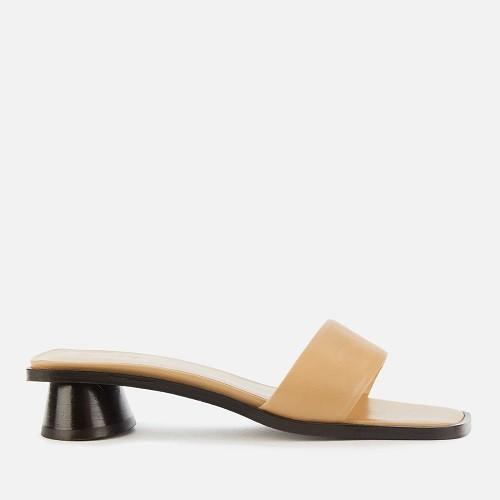 Sonia 皮革穆勒鞋