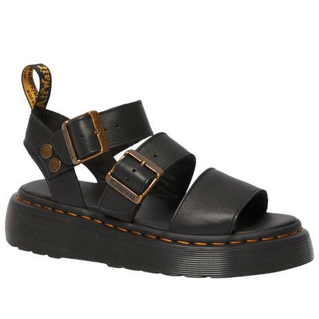 Dr. Martens Gryphon 厚底凉鞋