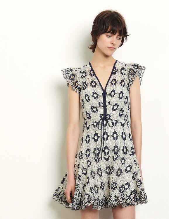 英式连衣裙