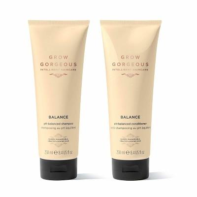平衡洗发水+护发素套装