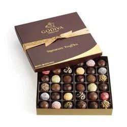 特色松露巧克力
