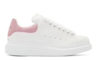 Alexander McQueen 小白鞋