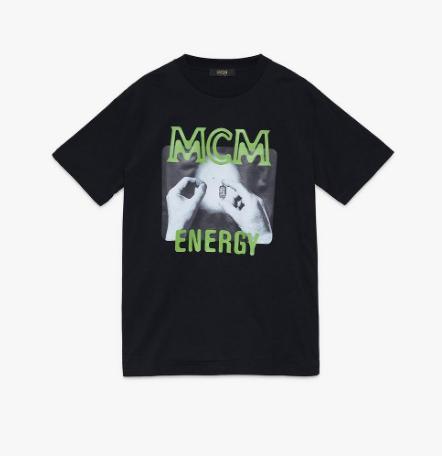 1976 Energy 男士T恤
