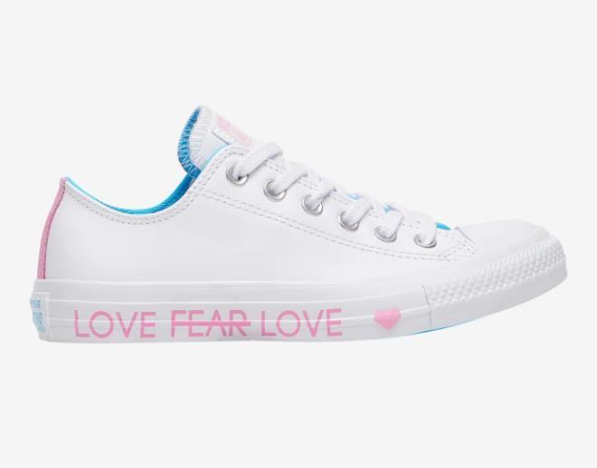 converse all star love 休闲鞋
