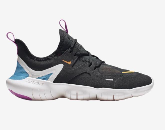 nike free run 5.0 运动鞋