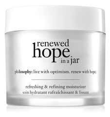 refreshing & refining moisturizer