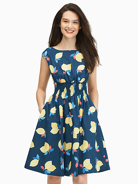 lemon zest blaire dress