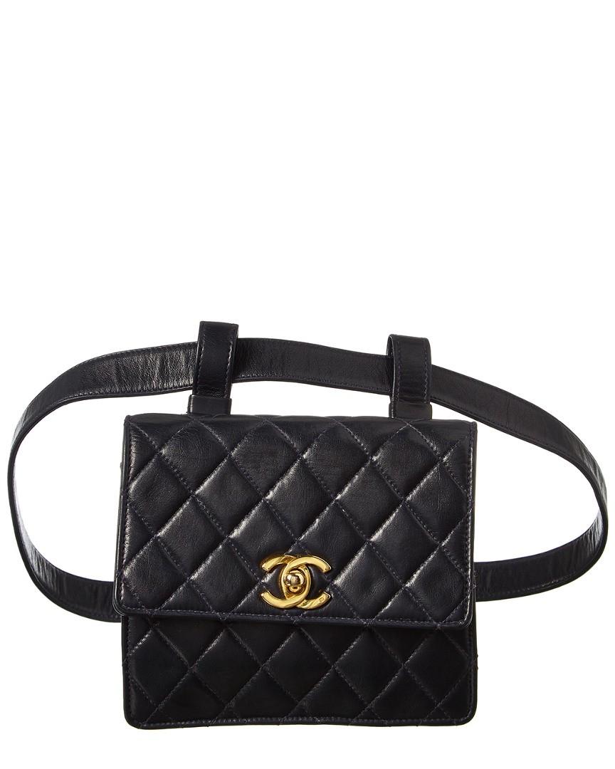 Chanel 小羊皮腰包