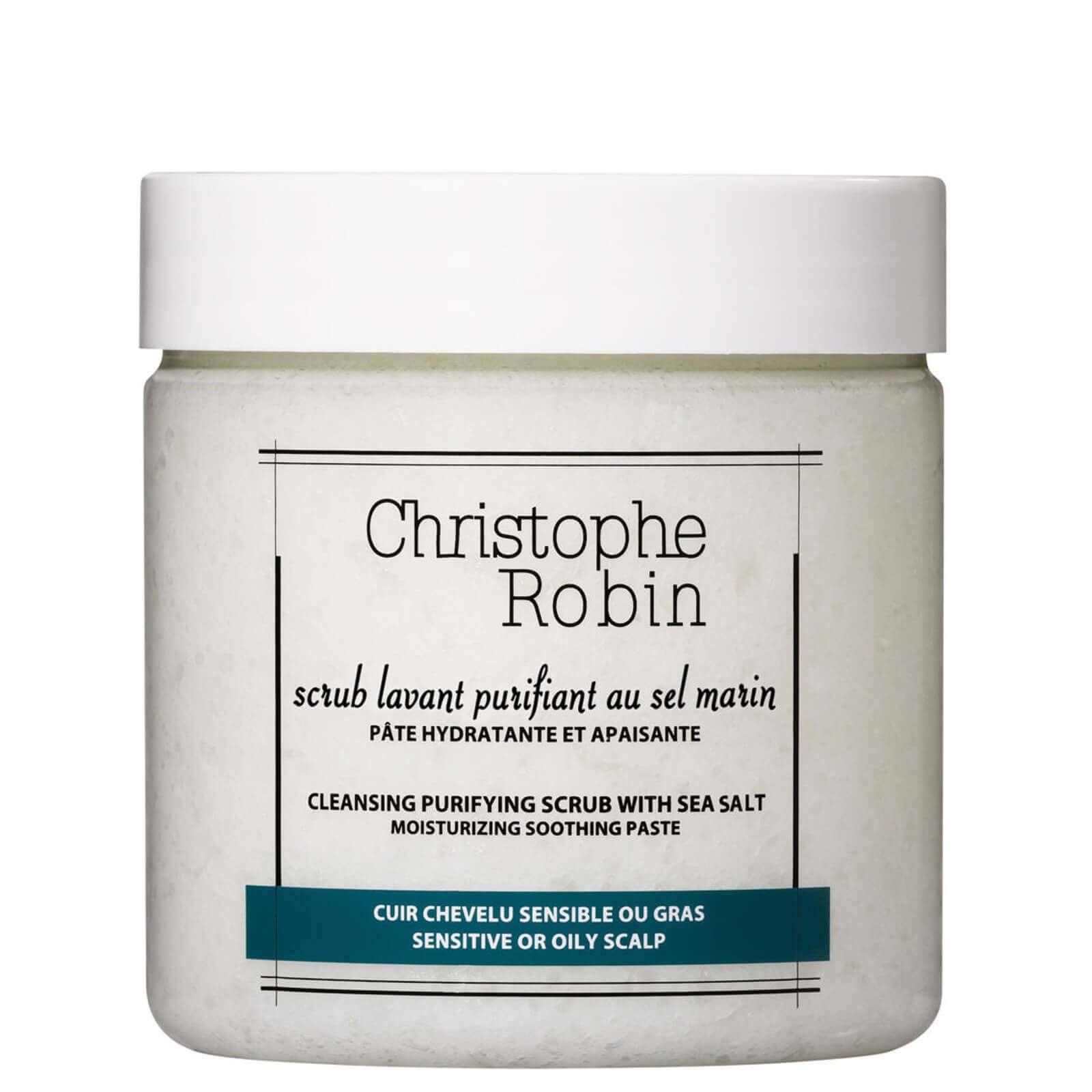 Christophe Robin 海盐洗发膏