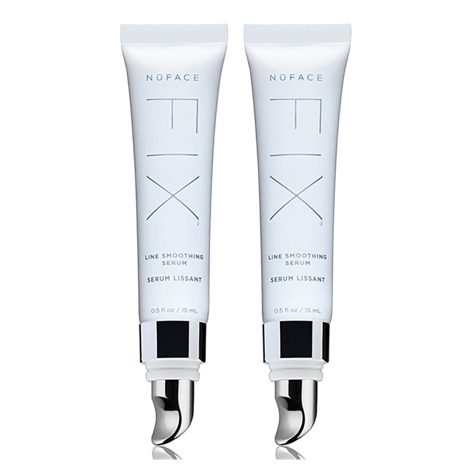 NuFACE FIX Line Smoothing Serum Duo