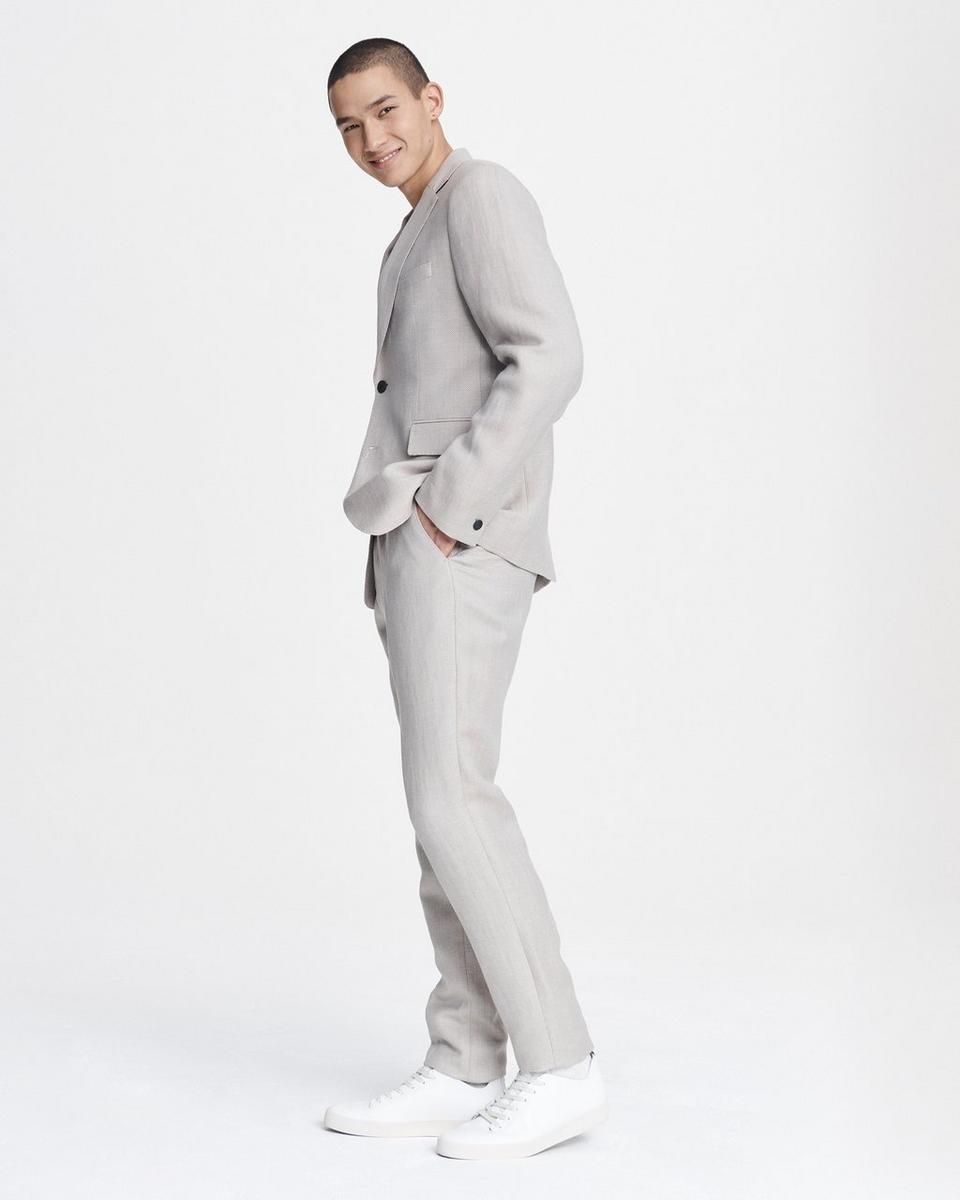 Rory 羊毛混纺长裤