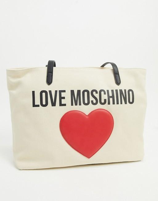 Love Moschino 托特包
